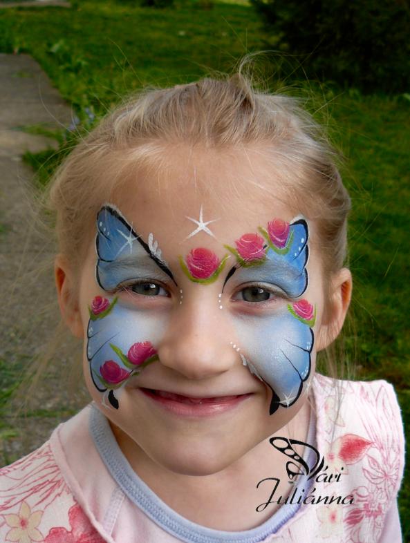 rozsa-pillango